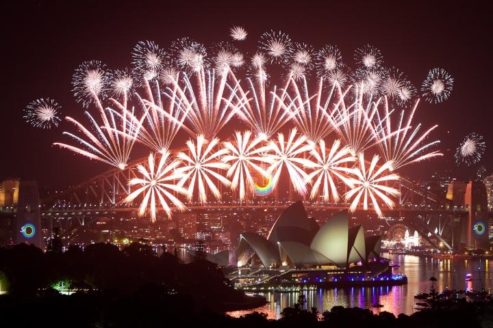Sydney Firework